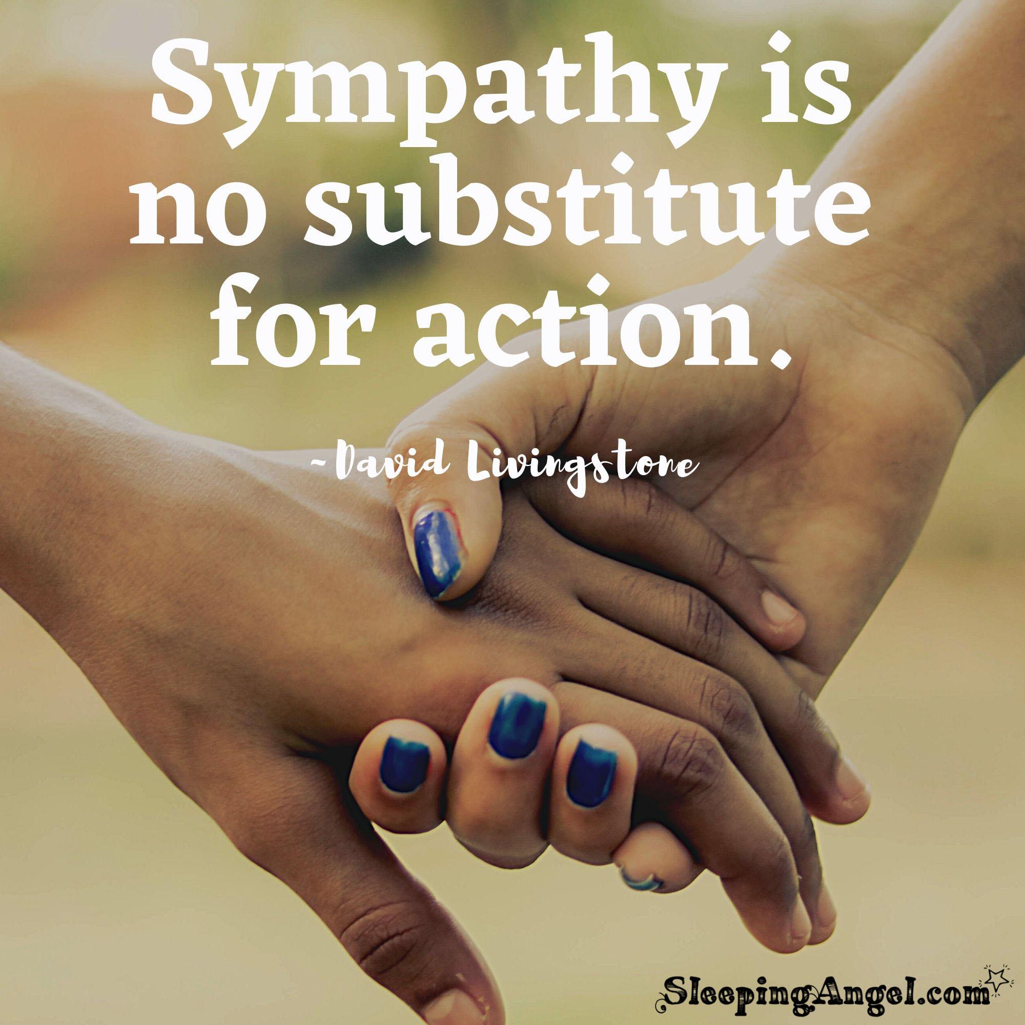 Sympathy Quote
