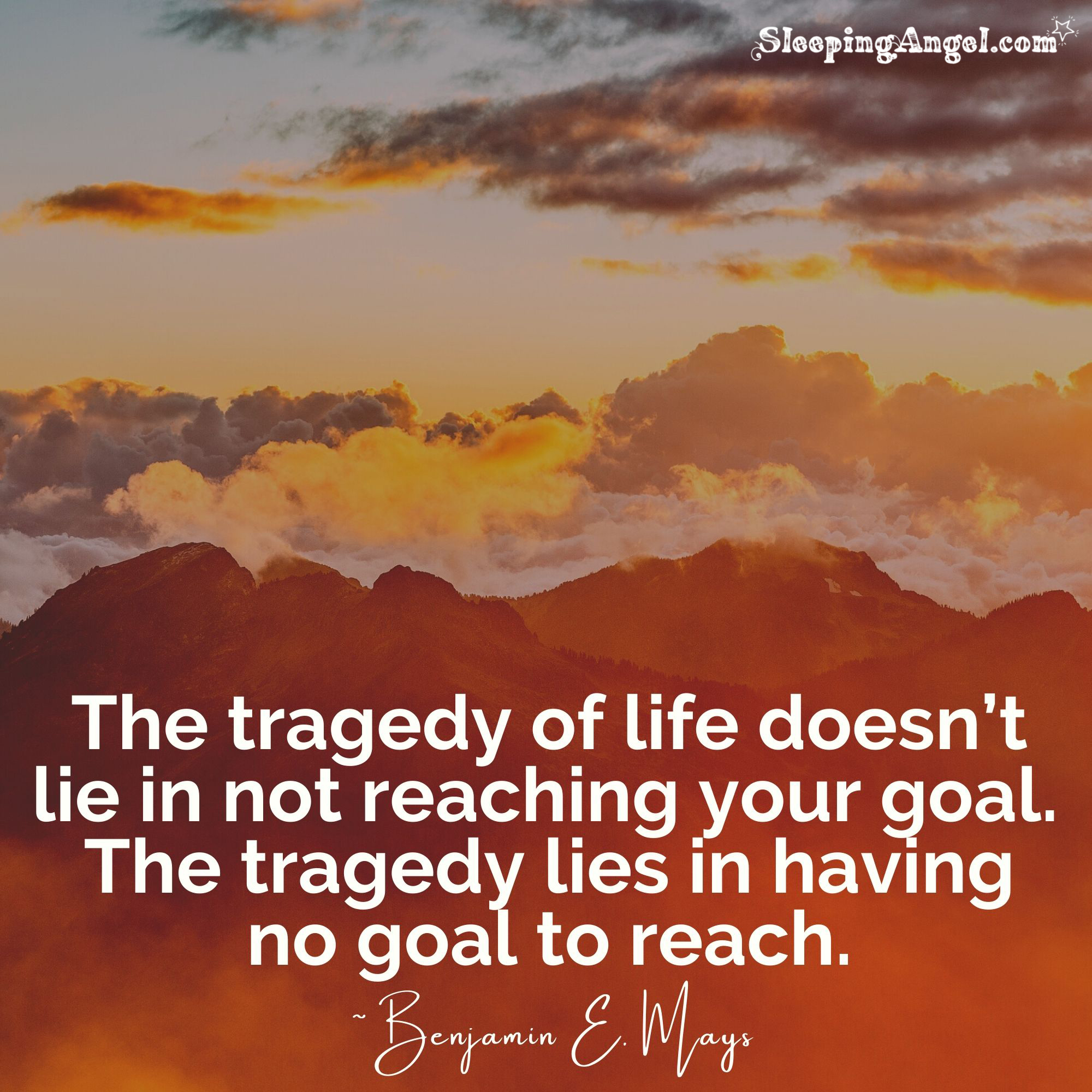 Tragedy of Life Quote