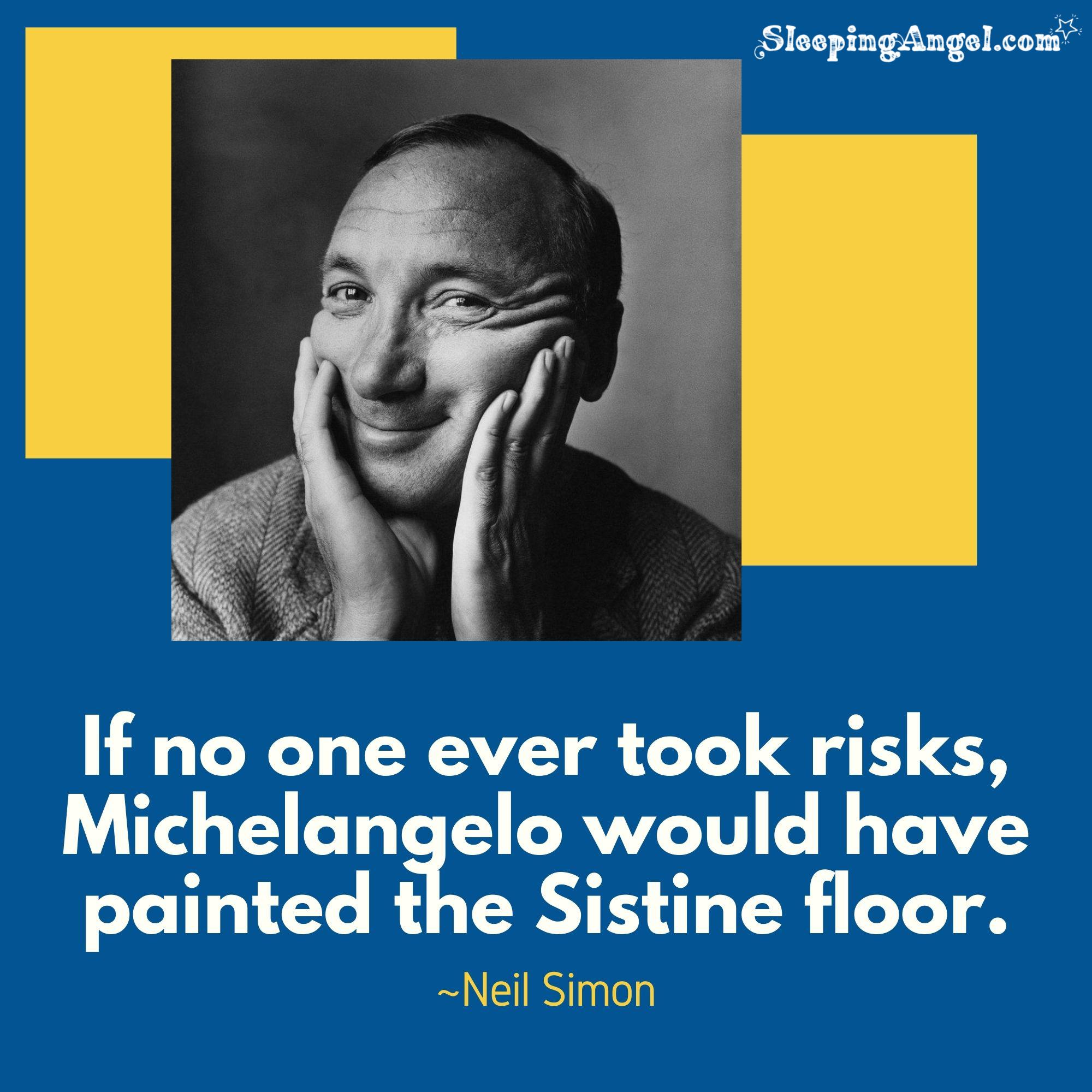 Neil Simon Quote