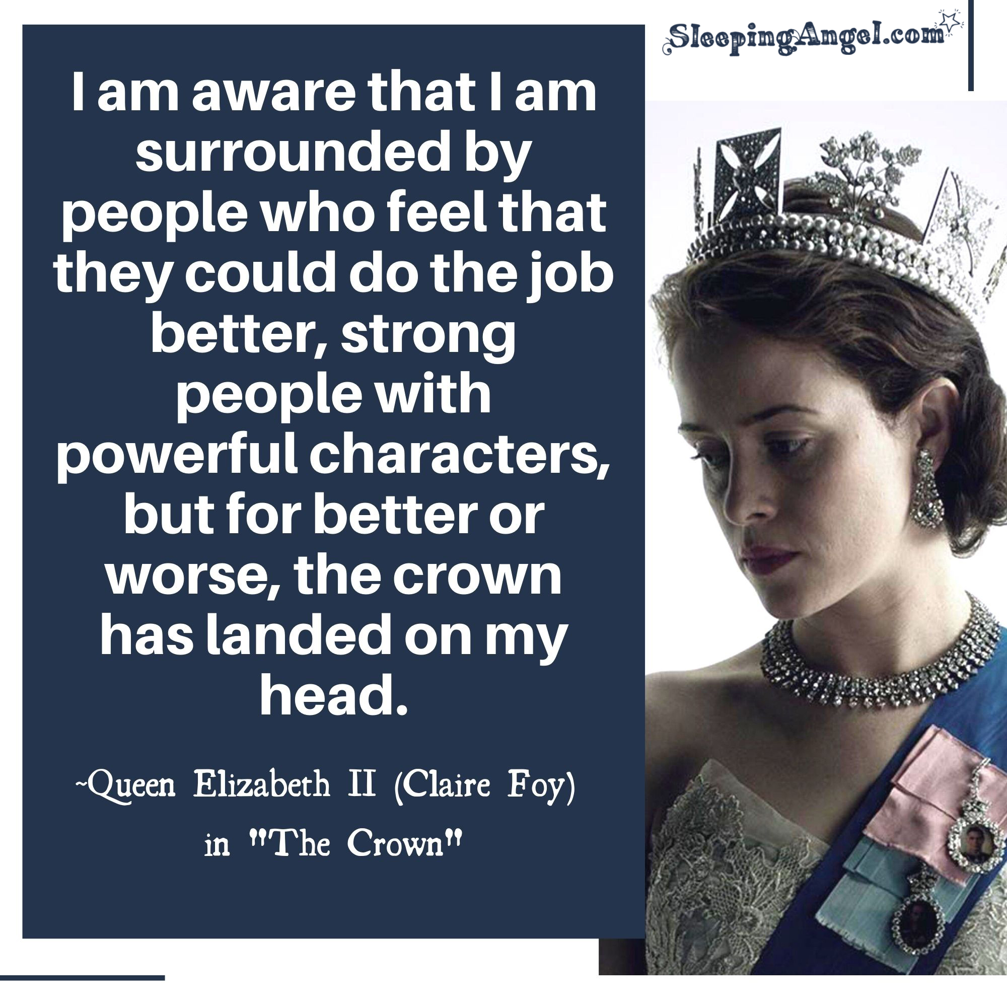 The Crown Quote