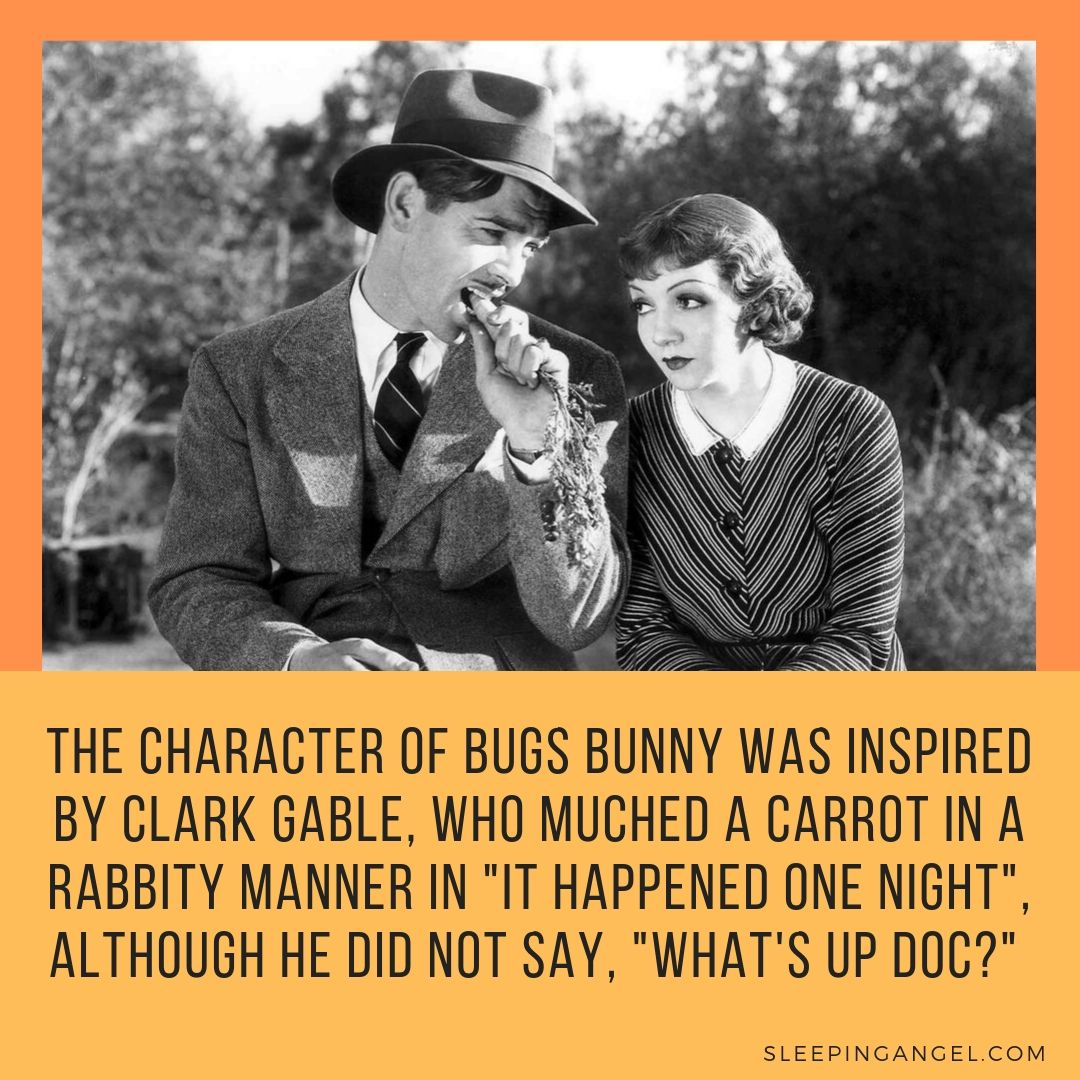 Did You Know? Bugs Bunny