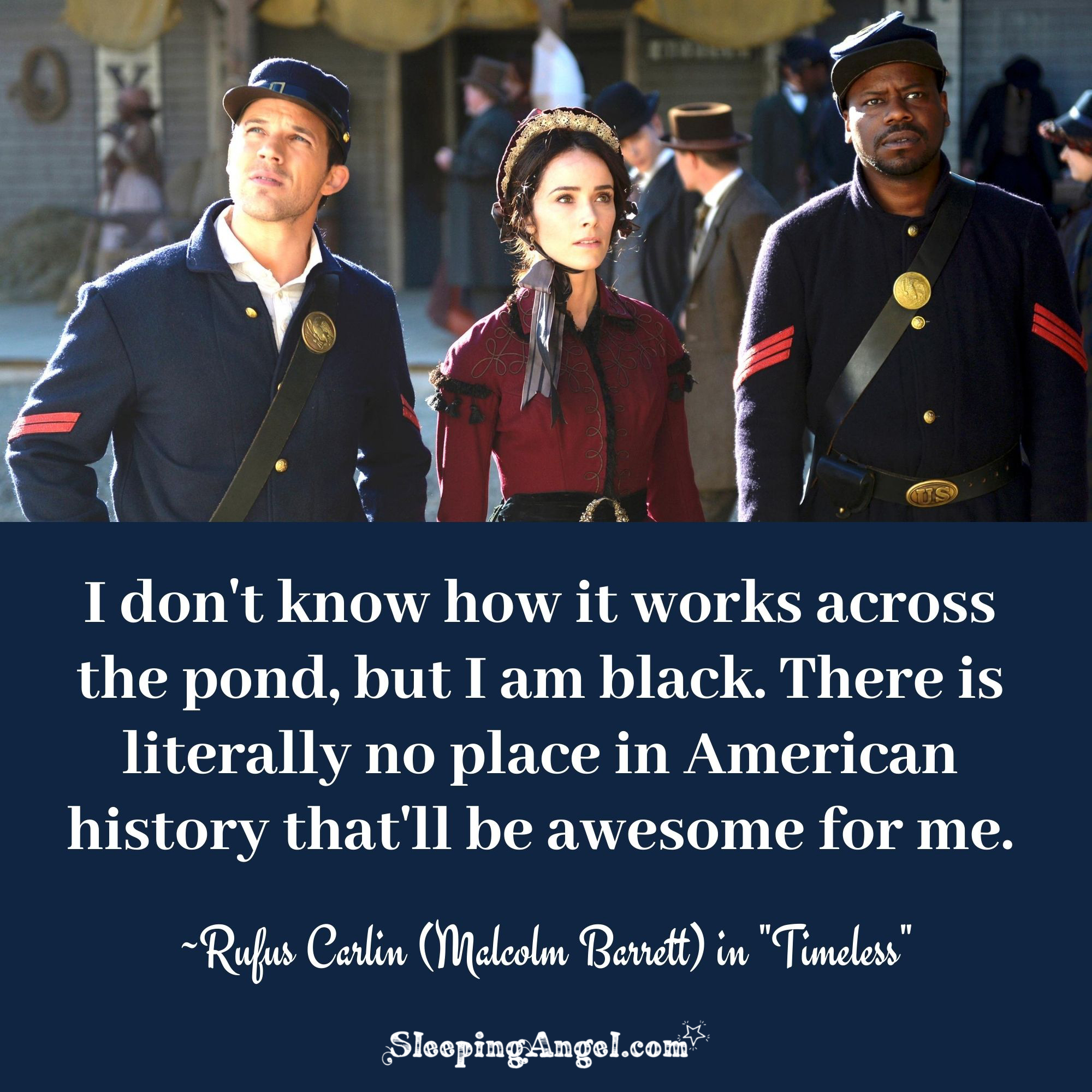 """""""Timeless"""" Quote"""