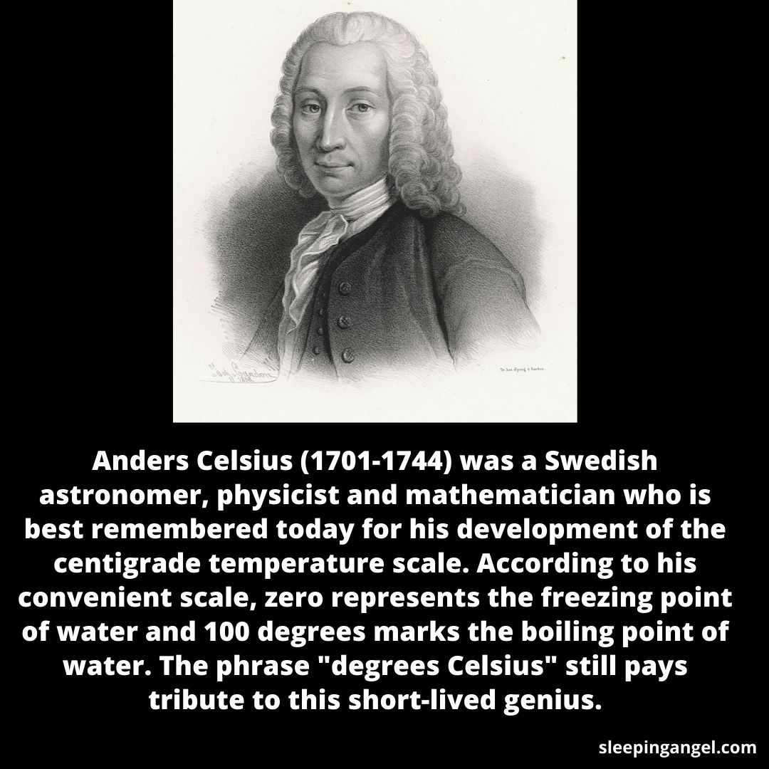 Did You Know? Celsius