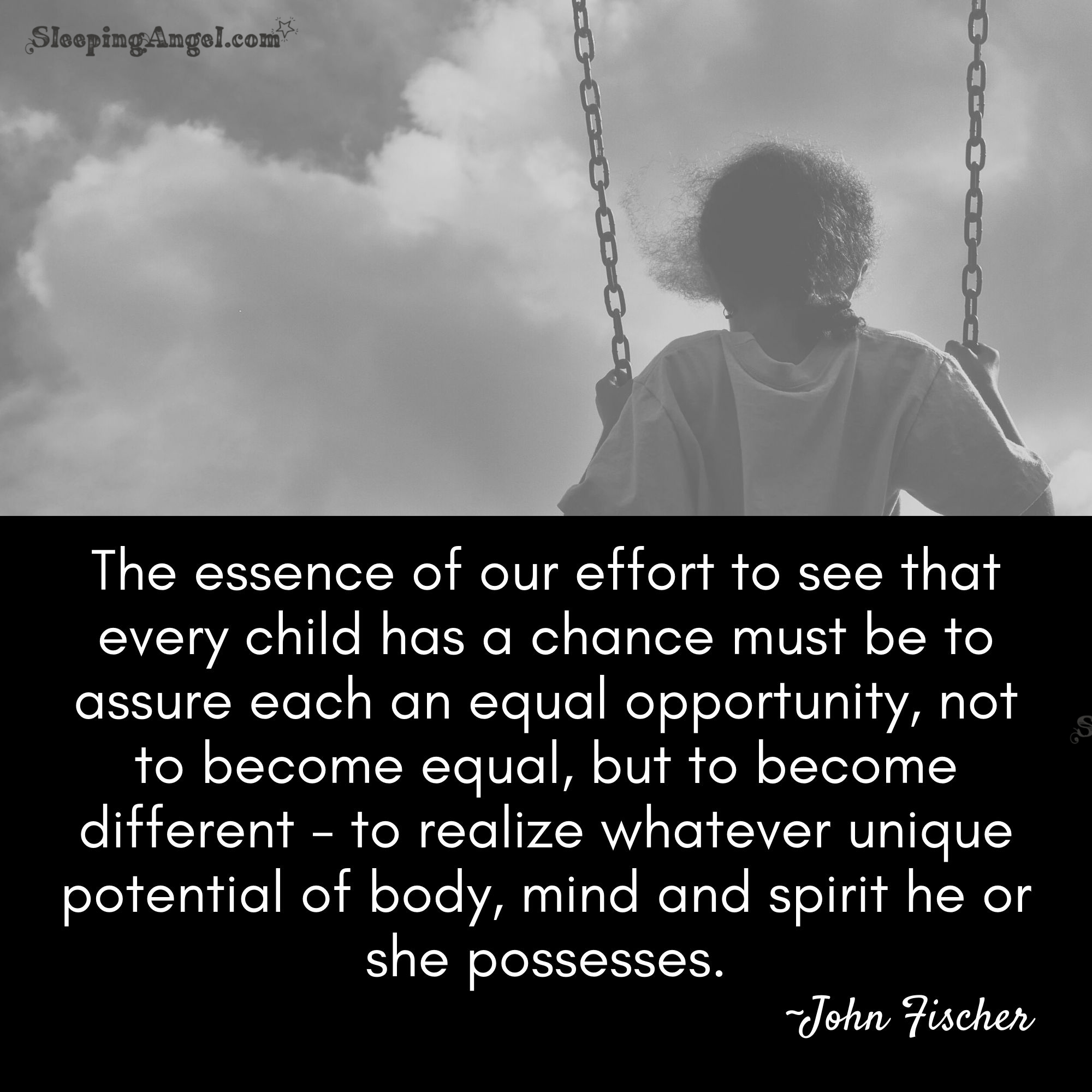 Equal Opportunity Quote