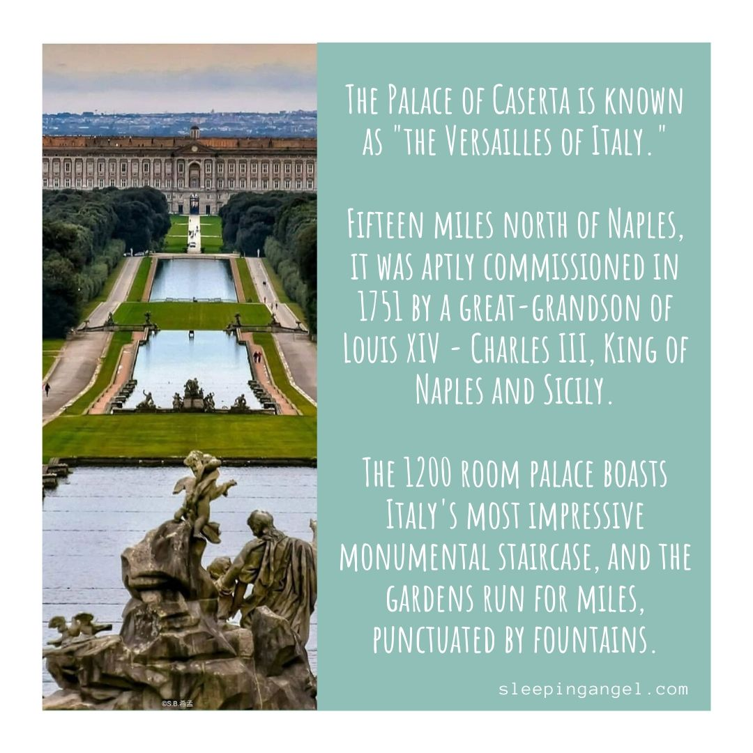 Did You Know? The Versailles of Italy