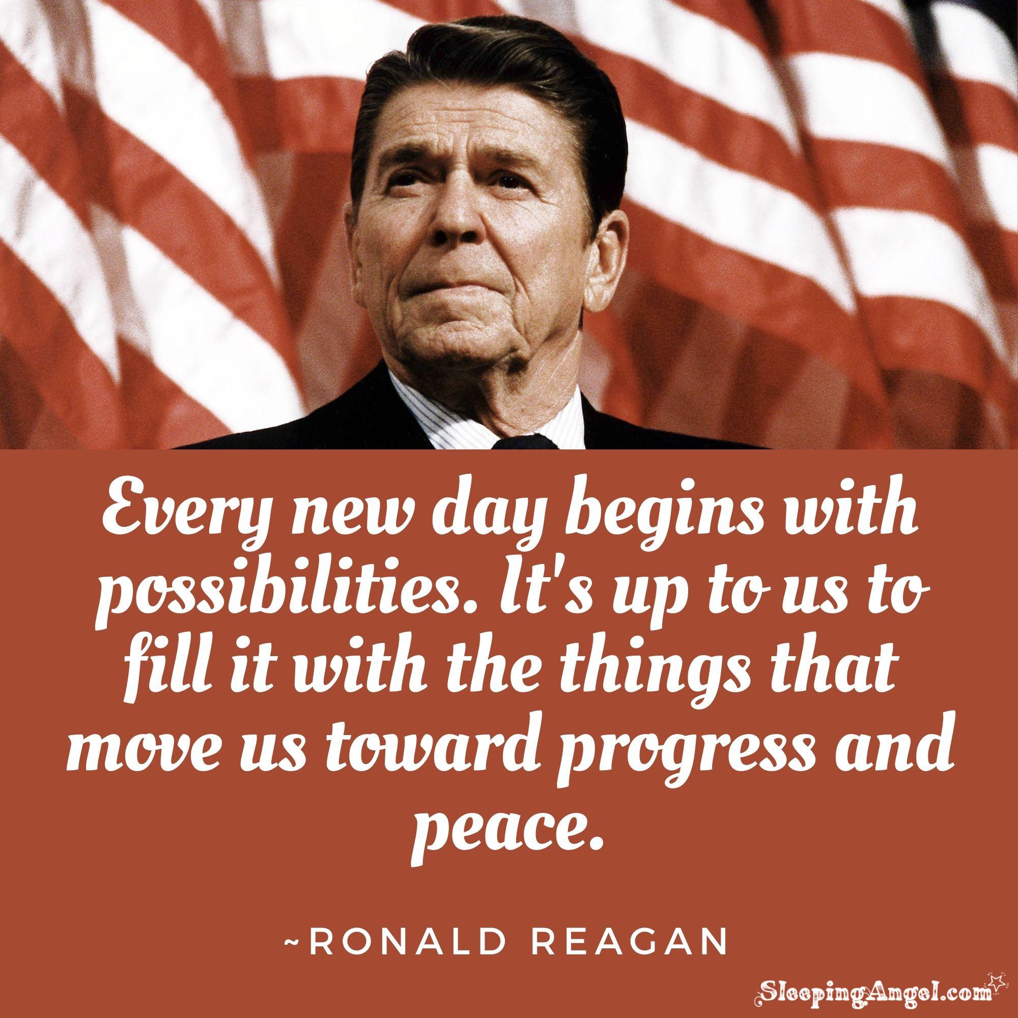 Progress & Peace Quote