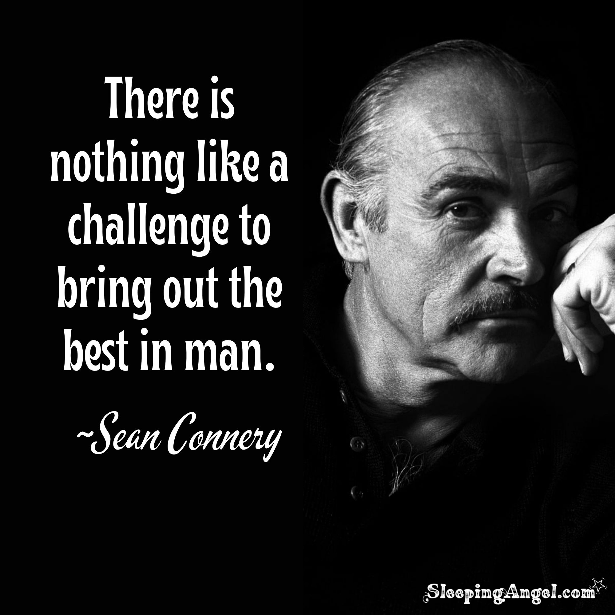 Sean Connery Quote