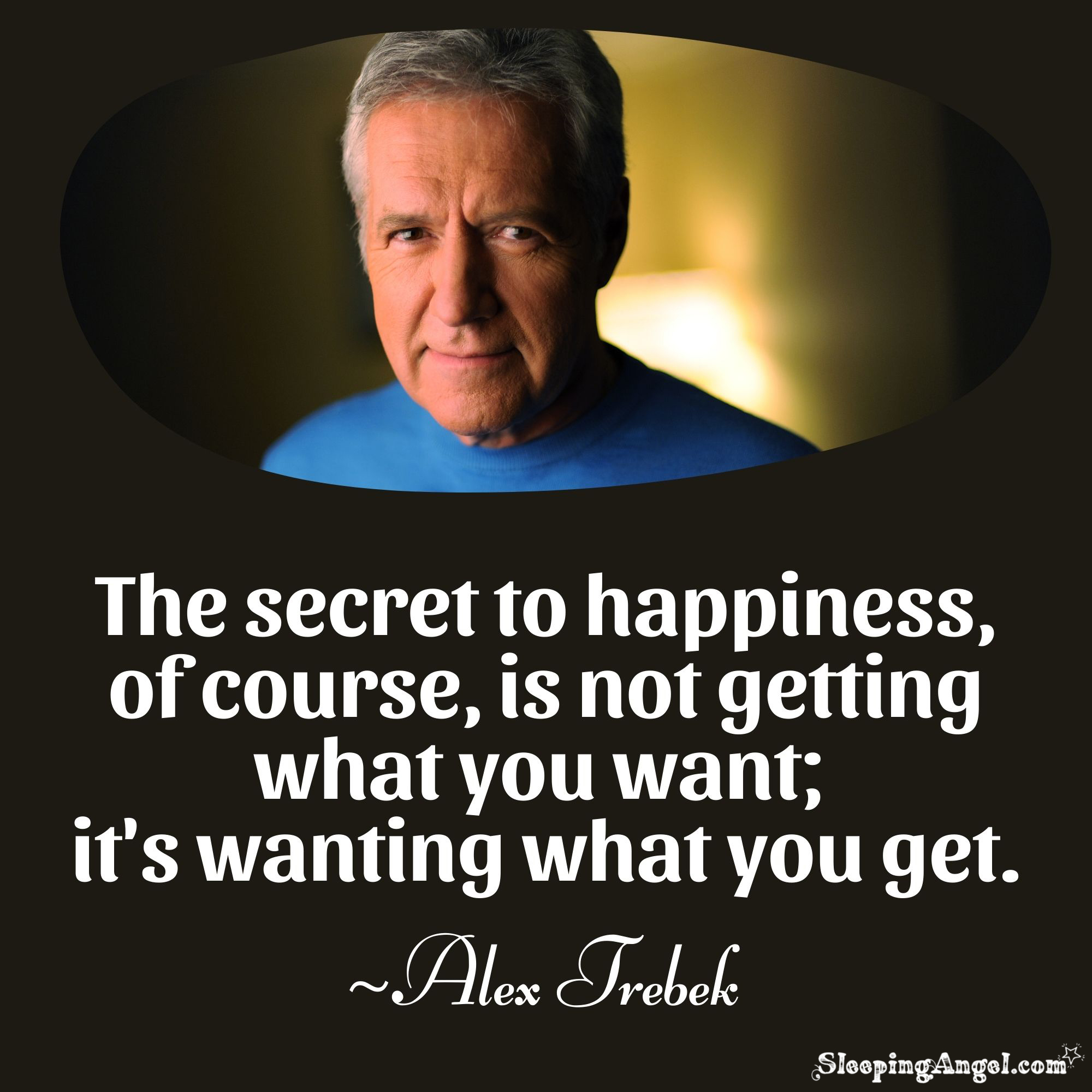 Alex Trebek Quote