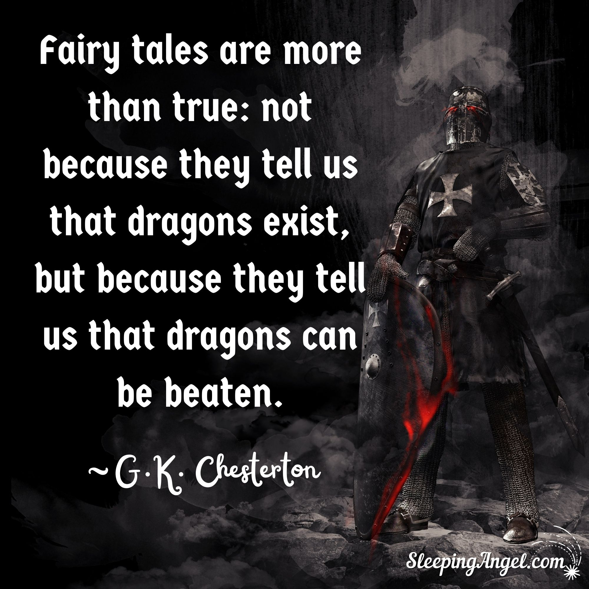 Fairy Tales Quote