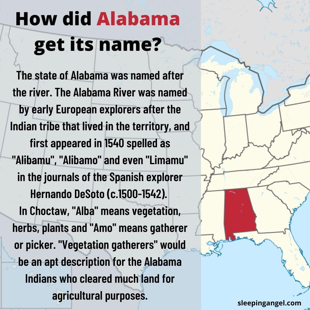 Did You Know? Alabama