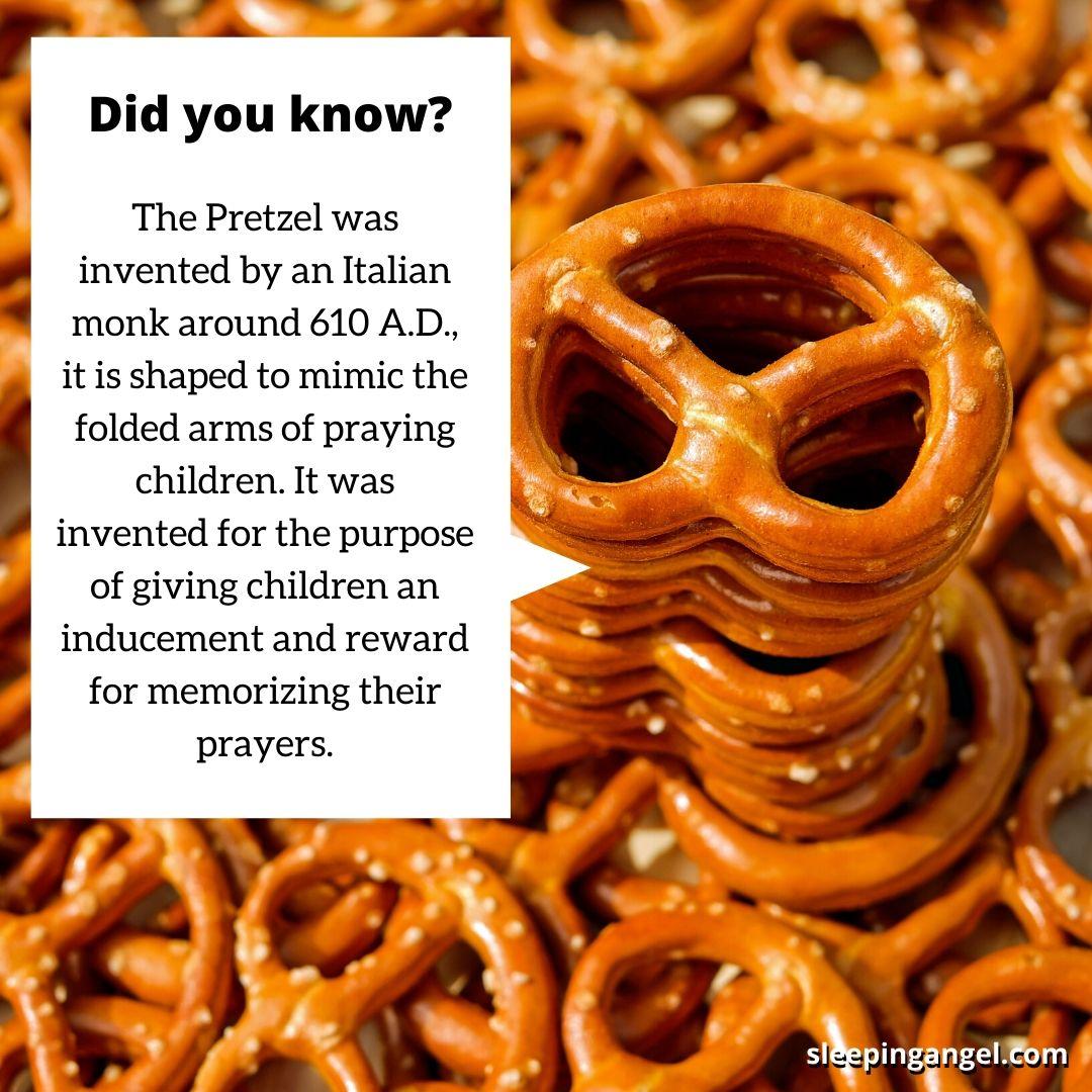 Did You Know? Pretzels
