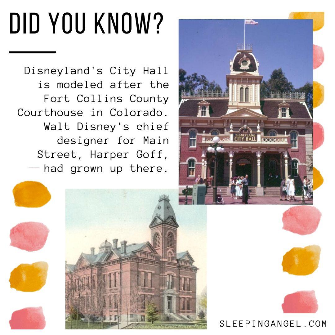 Did You Know? Disneyland's City Hall