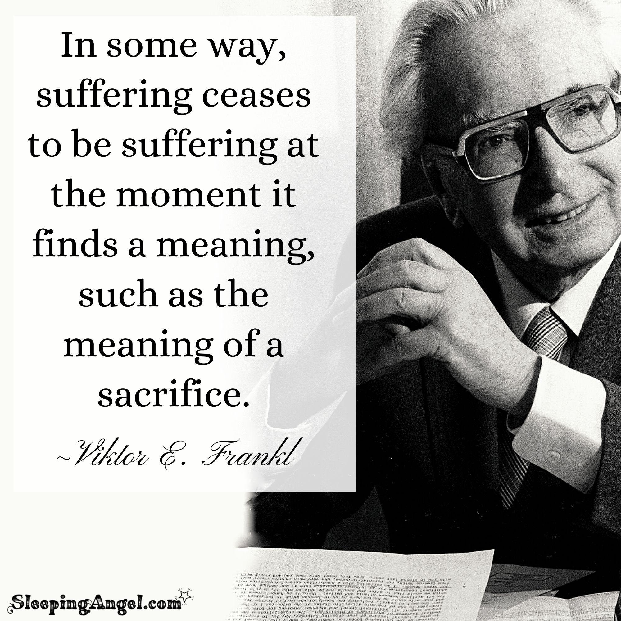 Sacrifice Quote