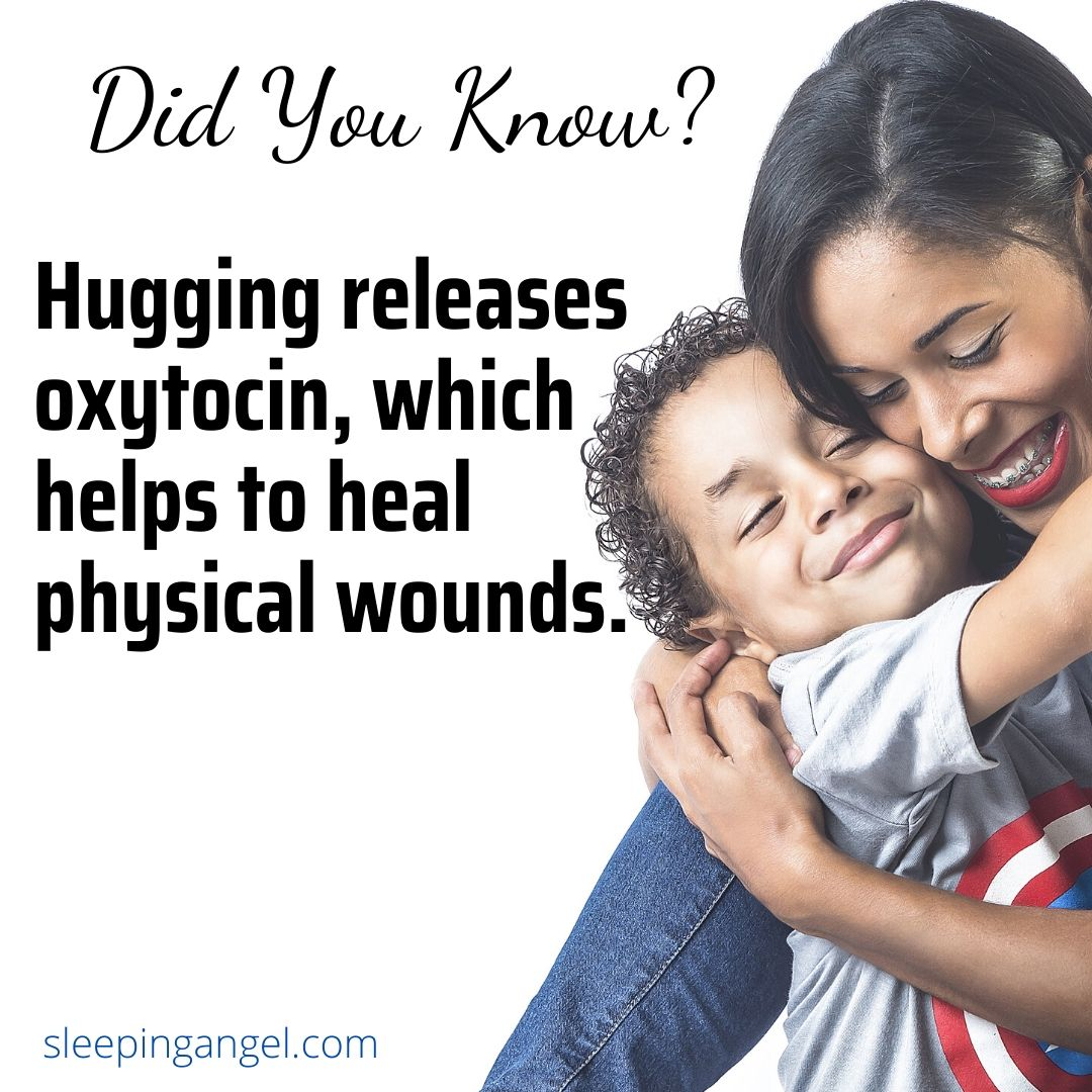 Did You Know? Hugs