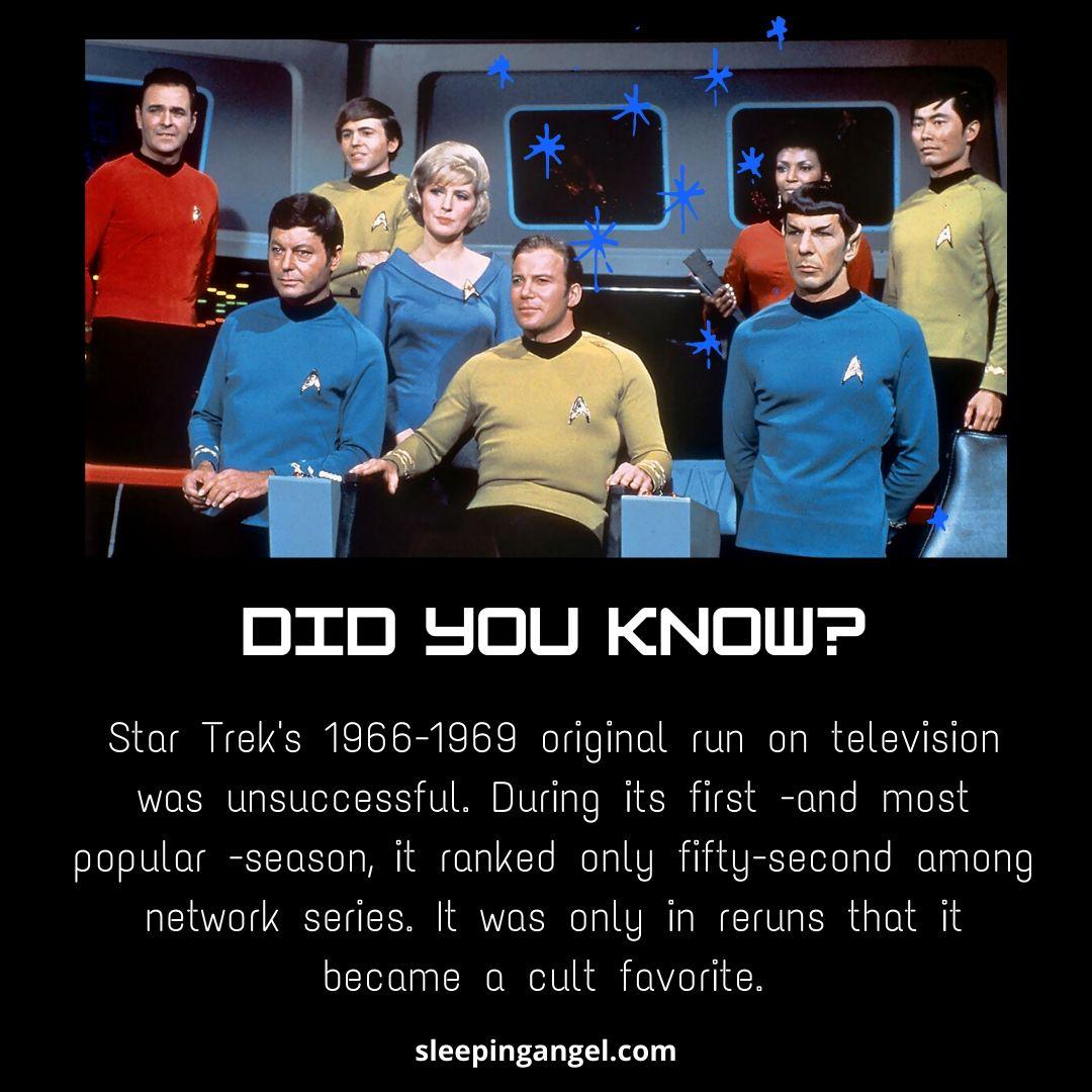 Did You Know? Star Trek