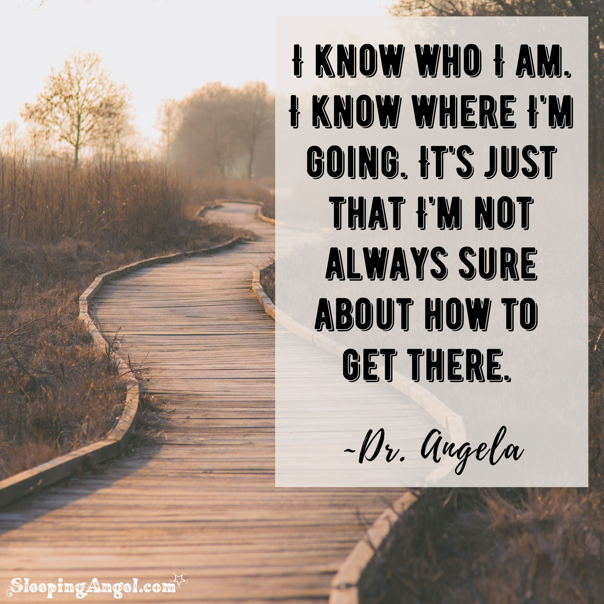 Knowing Quote