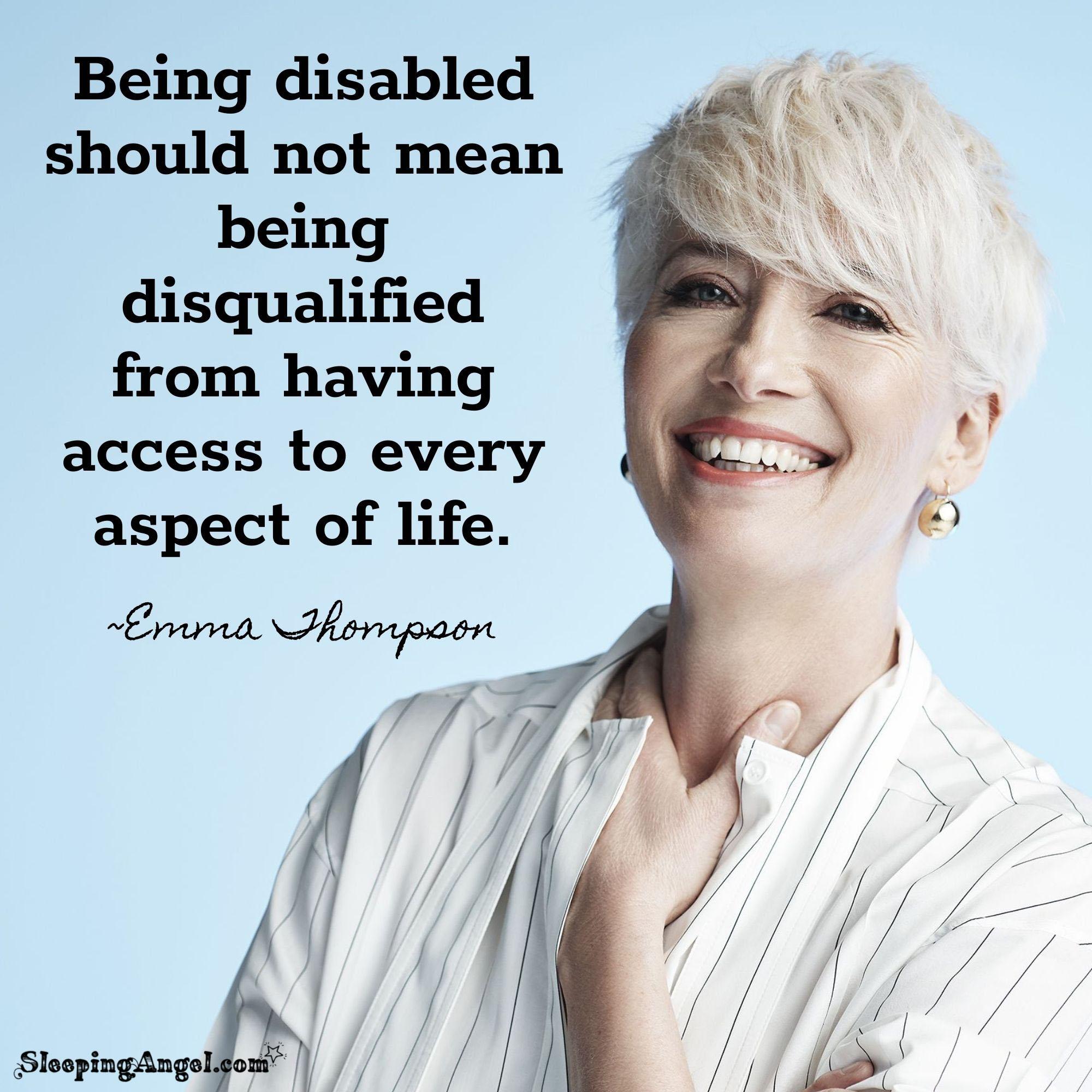 Emma Thompson Quote