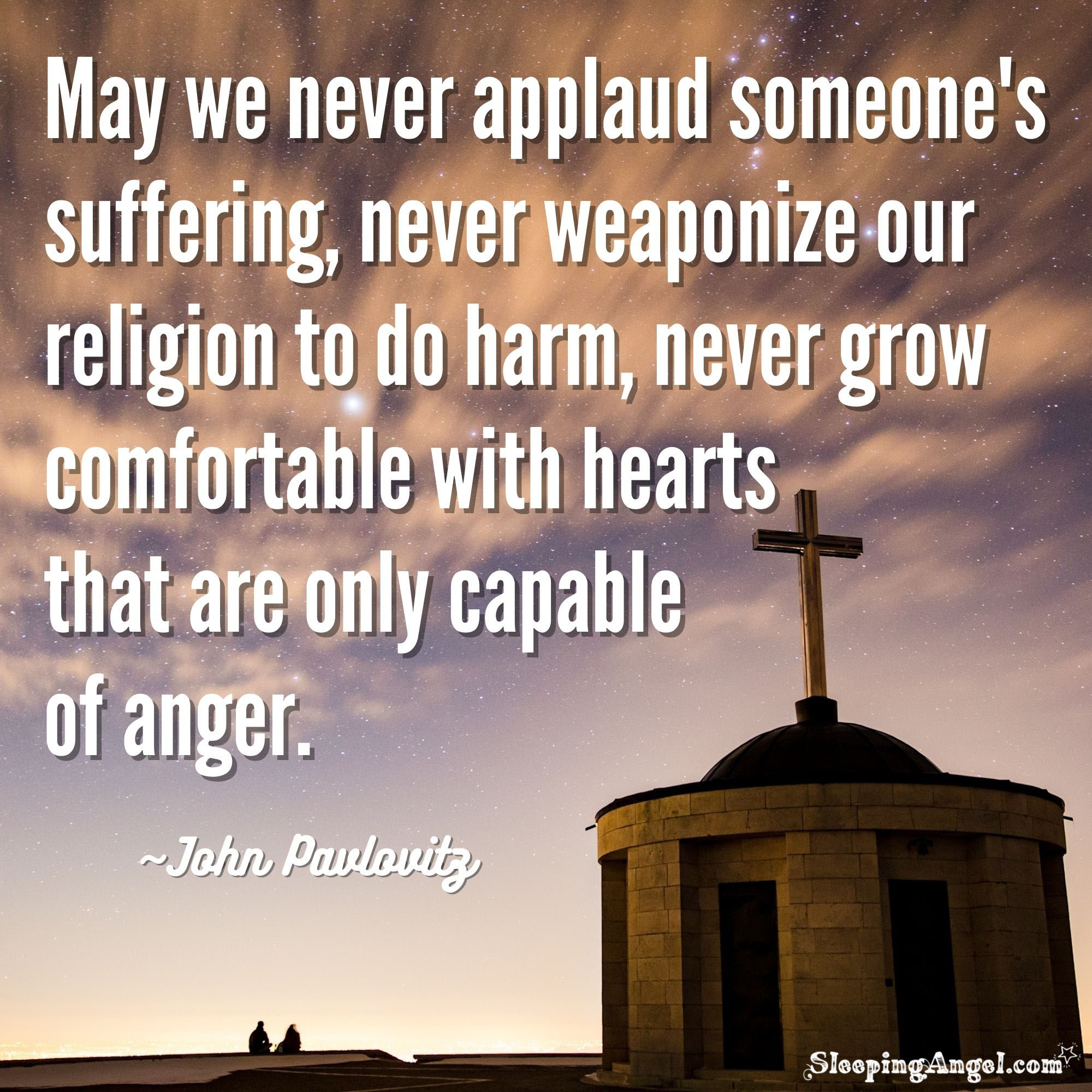 Refuse Anger Quote