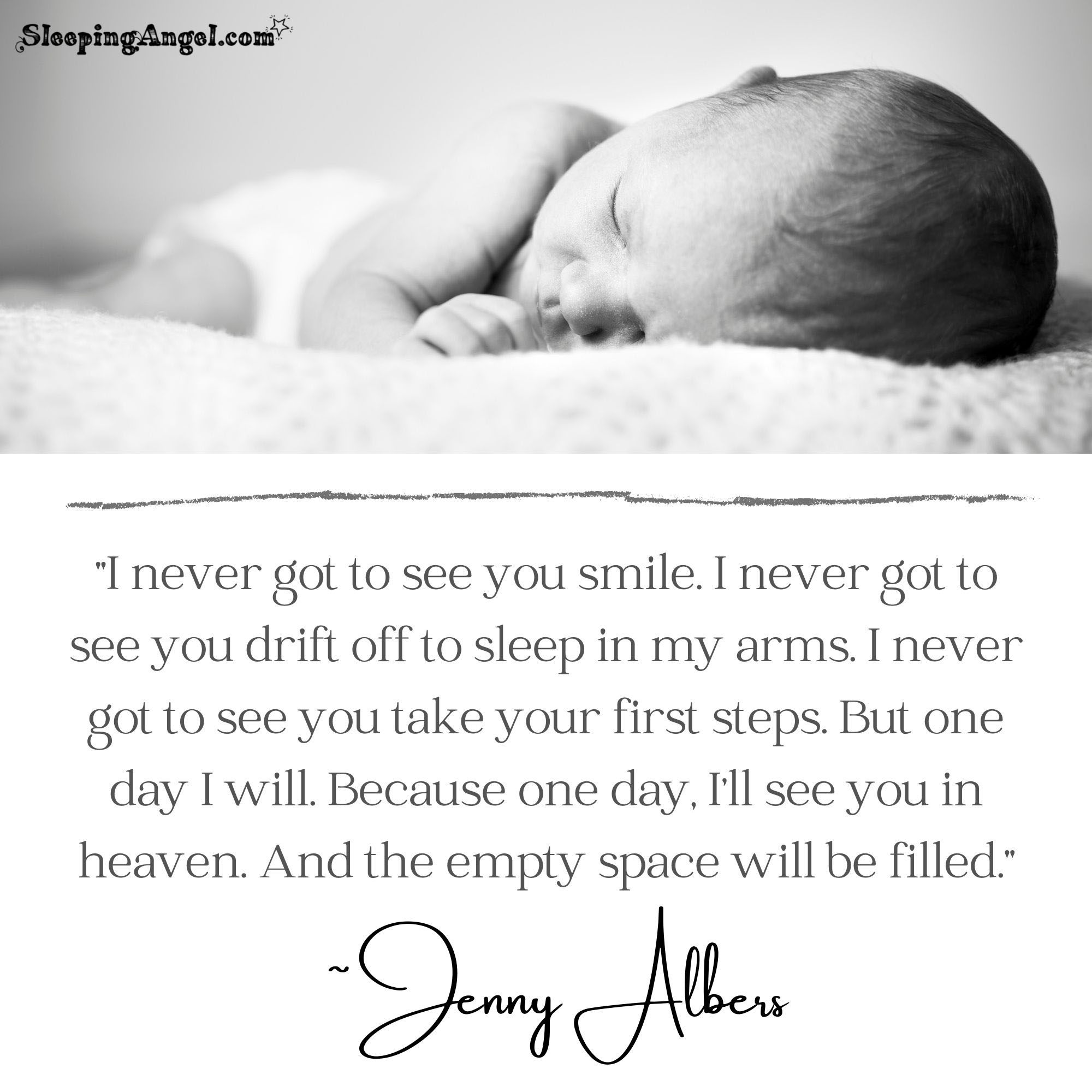 I'll See You In Heaven Quote