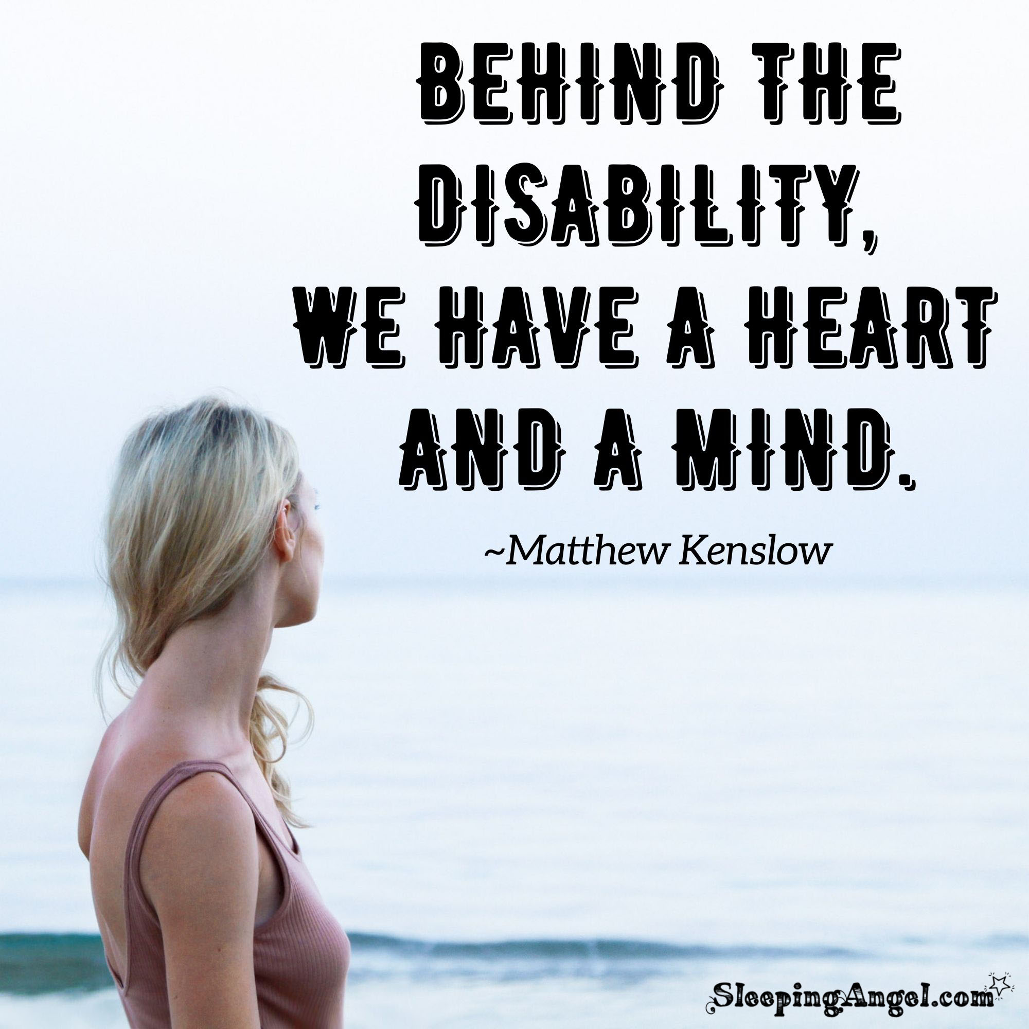 Behind the Disability Quote