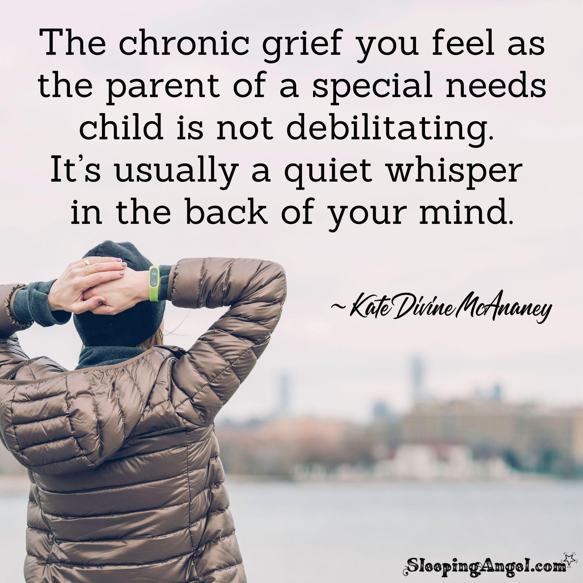 Special Needs Parenting Quote