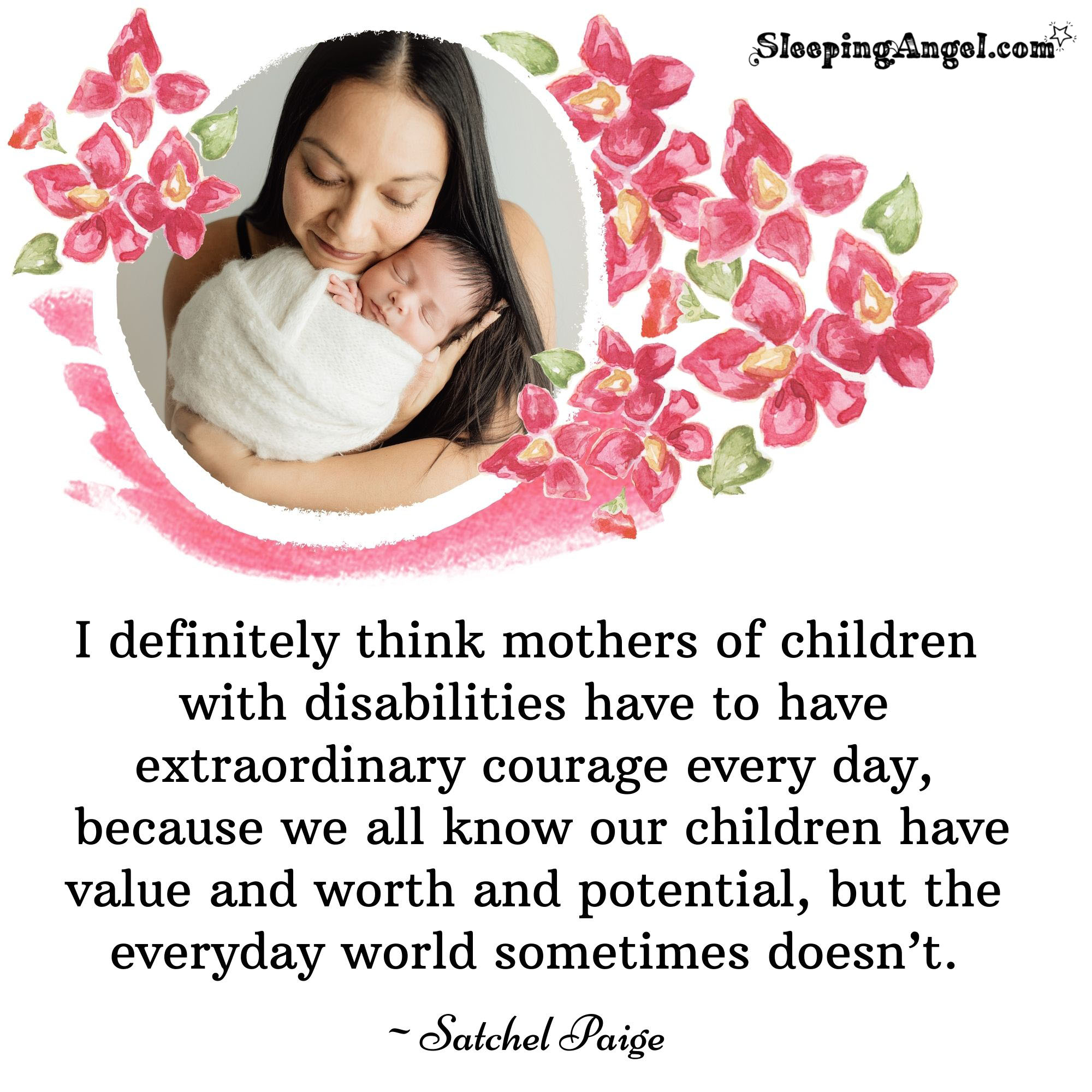 Special Need Moms Quote