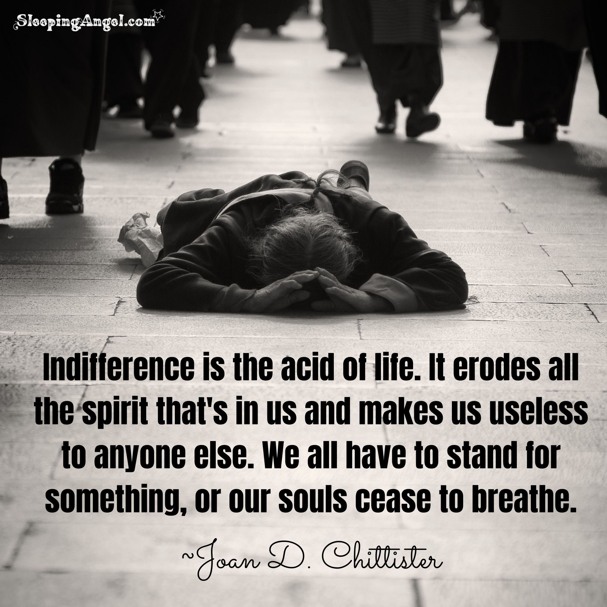 Indifference Quote