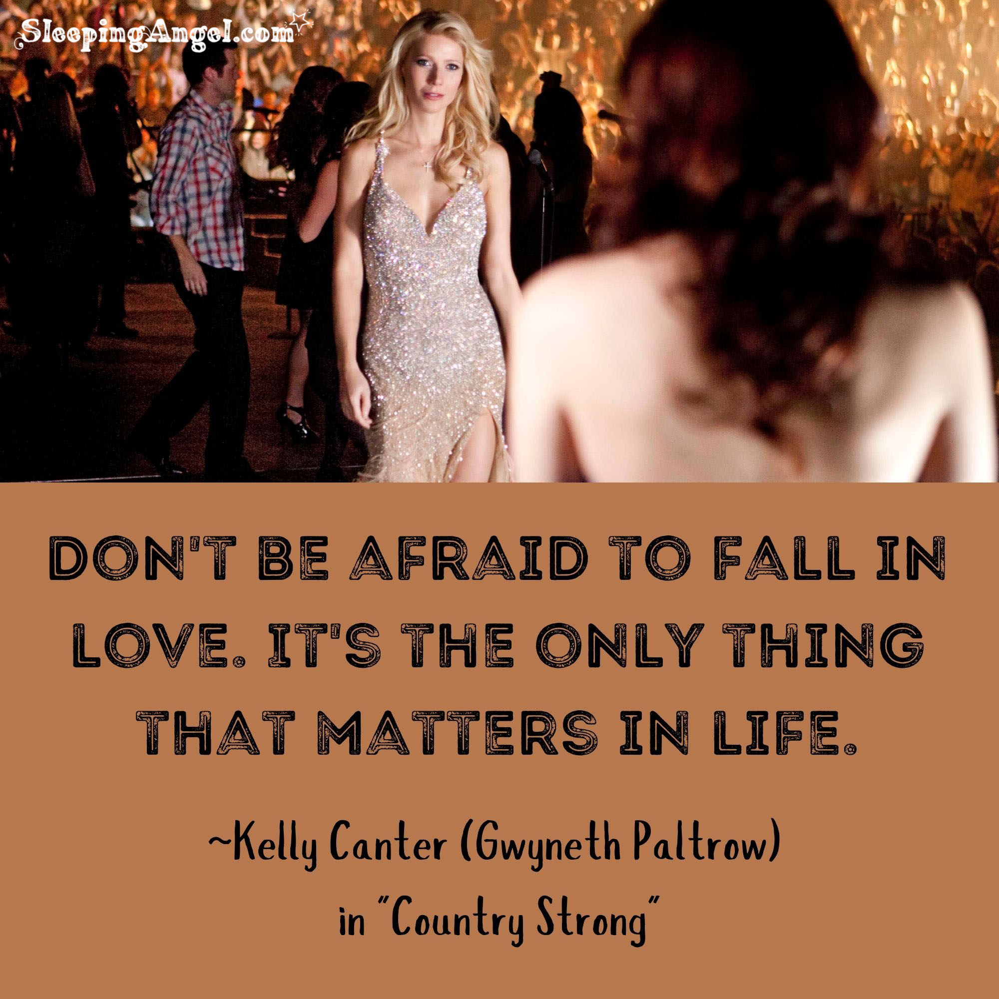 Country Strong Quote