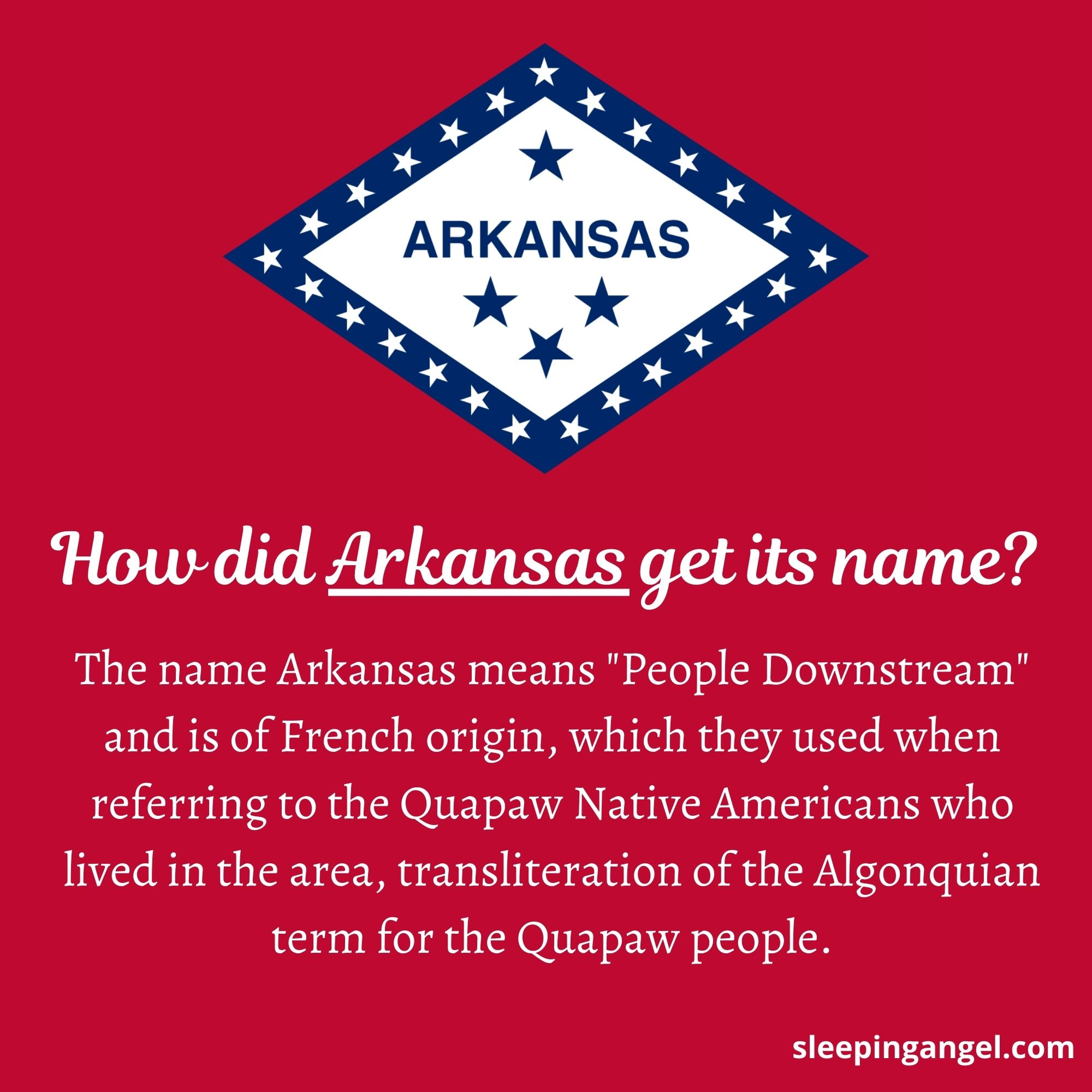 Did You Know? Arkansas