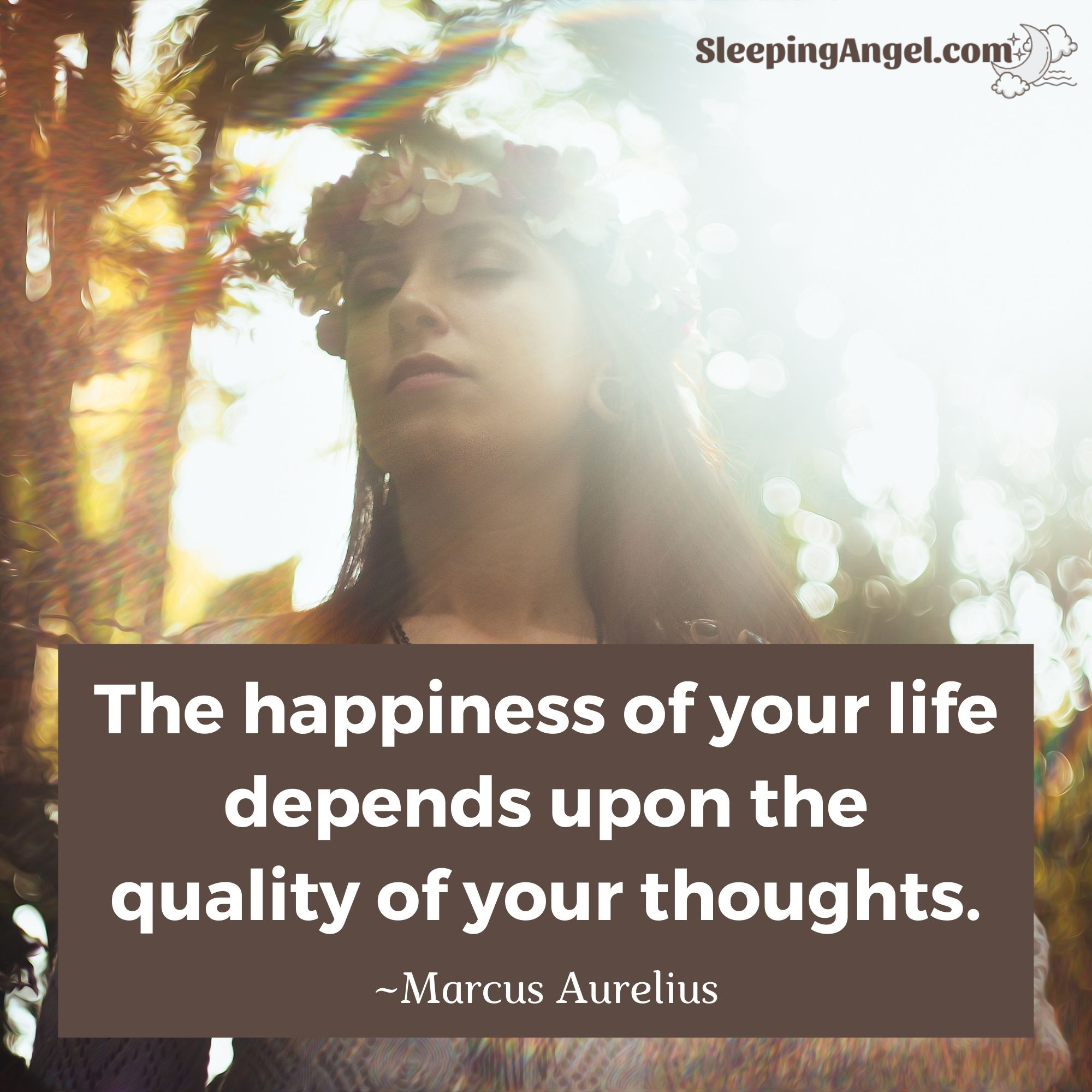 Power of Thoughts Quote