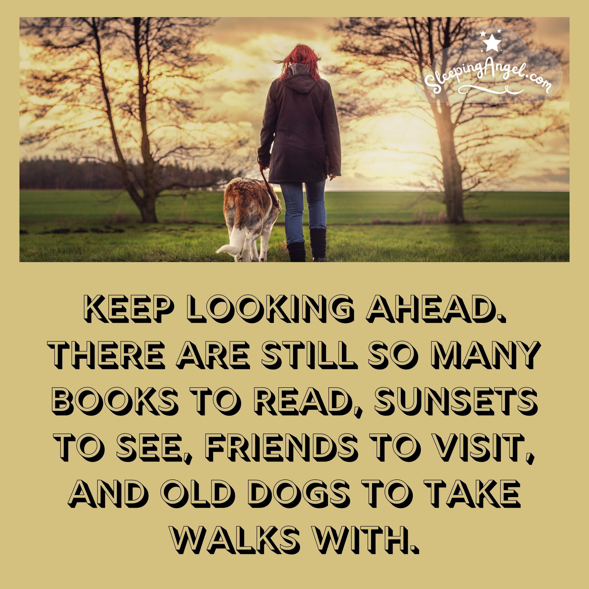 Look Ahead Quote