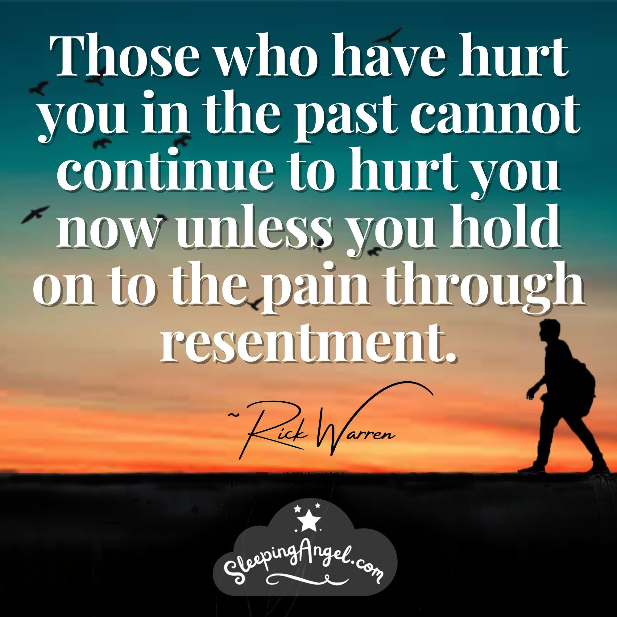 Resentment Quote