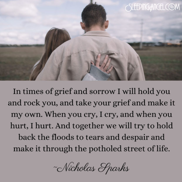 Together In Grief Quote